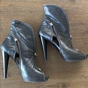 Alexander McQueen  High Heel Booties